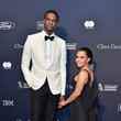 """Chris Bosh Pre-GRAMMY Gala and GRAMMY Salute to Industry Icons Honoring Sean """"Diddy"""" Combs - Arrivals"""