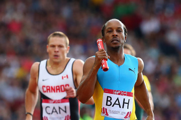 Chris Brown 20th Commonwealth Games: Athletics
