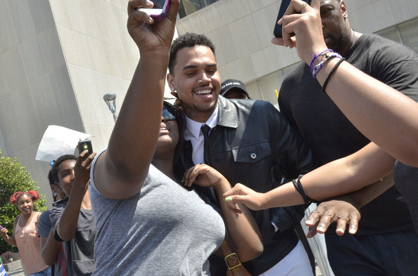 Chris Brown - Chris Brown Heads to Court — Part 2