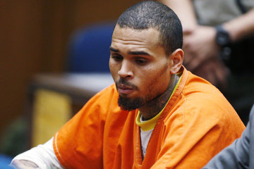 Chris Brown Chris Brown Appears at Court