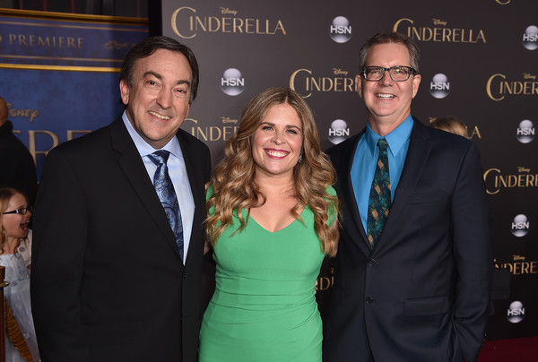 'Cinderella' Premieres in Hollywood — Part 4