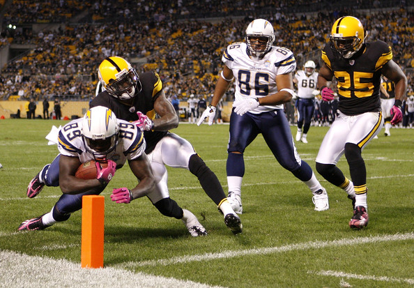 San Diego Chargers v Pittsburgh Steelers []
