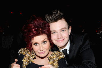 Chris Colfer Elton John AIDS Foundation Oscar Viewing Party — Part 4