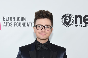 Chris Colfer 27th Annual Elton John AIDS Foundation Academy Awards Viewing Party Sponsored By IMDb And Neuro Drinks Celebrating EJAF And The 91st Academy Awards - Red Carpet