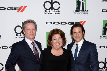 Chris Cooper Dermot Mulroney Arrivals at the Hollywood Film Awards — Part 2
