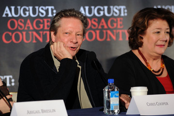 Chris Cooper 'August: Osage County' Press Conference in NYC