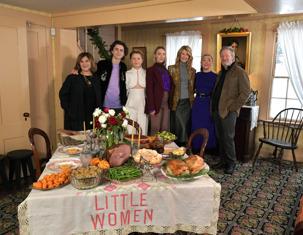 Little Women Orchard House Photo Call