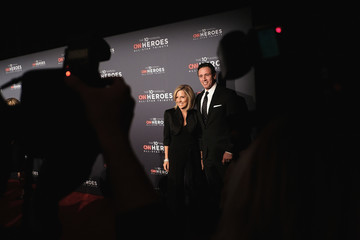 Chris Cuomo CNN Heroes 2016 - Red Carpet Arrivals