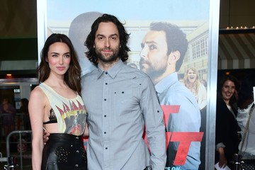 Chris D'Elia World Premiere of 'Fist Fight' in Los Angeles