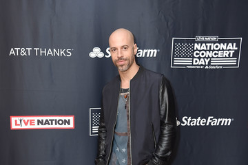 Chris Daughtry Live Nation Celebrates The 3rd Annual National Concert Day