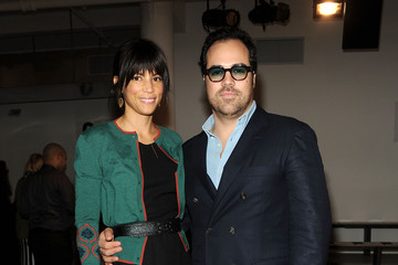 Chris Del Gatto Sophie Theallet - Front Row - Fall 2013 MADE Fashion Week