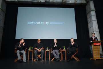 Chris Douridas Power Of Story: Measure For Measure Panel - 2013 Sundance Film Festival
