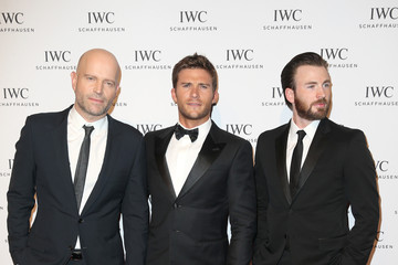 Chris Evans IWC Schaffhausen at SIHH 2016 - 'Come Fly With Us' Gala Dinner