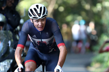 Chris Froome Cycling - Road - Olympics: Day 1
