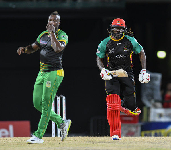 St Kitts & Nevis Patriots vs. Jamaica Tallawahs - 2018 Hero Caribbean Premier League (CPL) Tournament