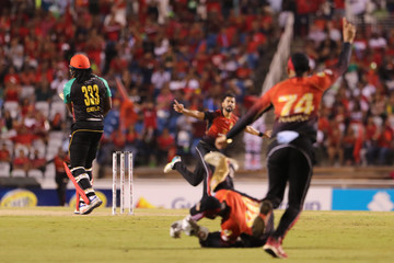 Chris Gayle Winner Playeroff 2 v Loser Play off 1 - 2018 Hero Caribbean Premier League (CPL) Tournament Semi Final