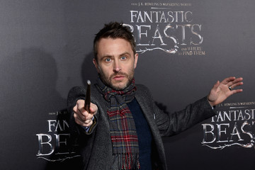 Chris Hardwick 'Fantastic Beasts and Where to Find Them' World Premiere