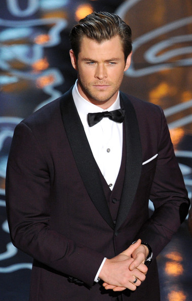 Chris Hemsworth - 86th Annual Academy Awards Show