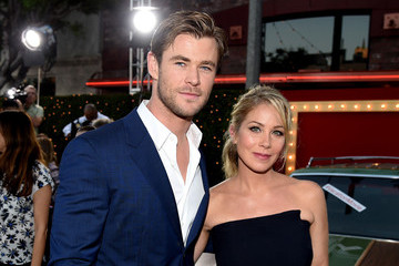 Chris Hemsworth Premiere of Warner Bros. 'Vacation' - Red Carpet