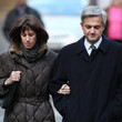 Chris Huhne Liberal Democrat MP Chris Huhne Attends Court