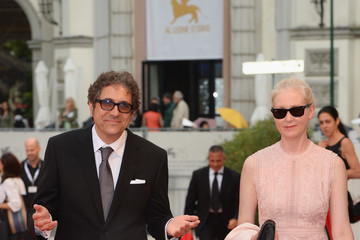 Chris Innis Campari Passion For Film Award To Bob Murawski And The Other Side Of The Wind Red Carpet Arrivals - 75th Venice Film Festival