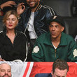 Chris Ivery Celebrities At The 67th NBA All-Star Game: Team LeBron Vs. Team Stephen