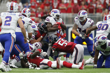 Chris Ivory Buffalo Bills vs. Houston Texans