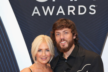 Chris Janson The 52nd Annual CMA Awards - Press Room