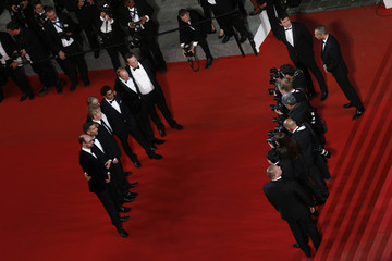 Chris King Paul Bell 'Amy' Premiere - The 68th Annual Cannes Film Festival