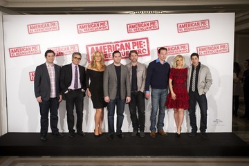 Chris Klein 'American Pie: Reunion' Madrid Photocall