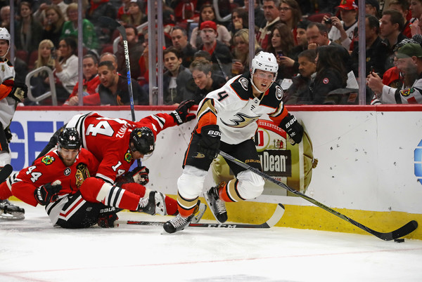 Anaheim Ducks vs. Chicago Blackhawks []
