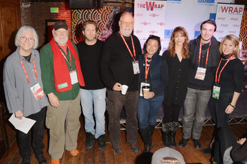 Chris M. Williams UCLA/The Wrap Sundance 2013 Panel - Park City 2013