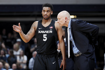 Chris Mack Xavier v Butler
