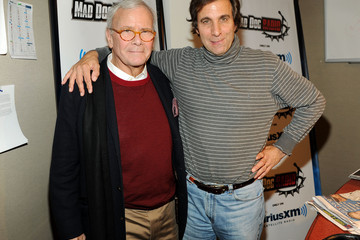 Chris 'Mad Dog' Russo Celebs Visit the SiriusXM Studios