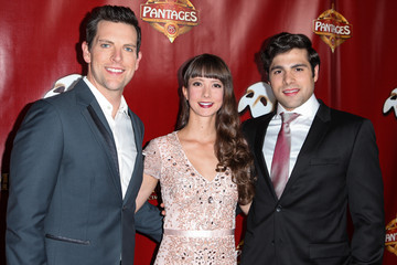 Chris Mann Red Carpet Opening Night of 'The Phantom of the Opera' at Hollywood Pantages Theatre