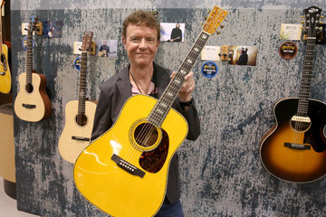 Chris Martin The 2018 NAMM Show Media Preview Day