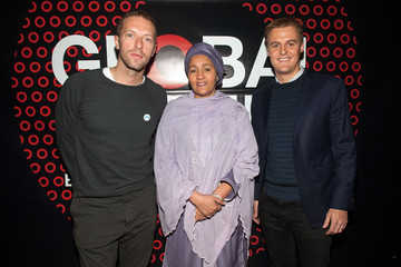 Chris Martin Global Citizen 2015 Announcement By The Global Poverty Project
