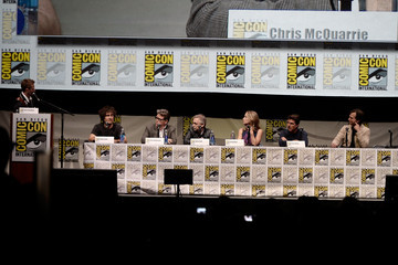 Chris McQuarrie Warner Bros. And Legendary Pictures Preview - Comic-Con International 2013