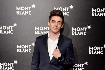 Chris Mears Montblanc Summit Launch Event at the Ledenhall Building - Photocall