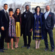 Chris Meloni WGN America's 'Underground' at the White House