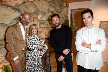 Chris Mitchell Vanity Fair And Fashion Designers Jack McCollough And Lazaro Hernandez Celebrate The Launch Of Proenza Schouler's First Fragrance, Arizona