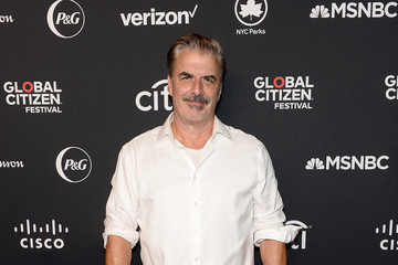 Chris Noth 2019 Global Citizen Festival: Power The Movement – Red Carpet And Backstage