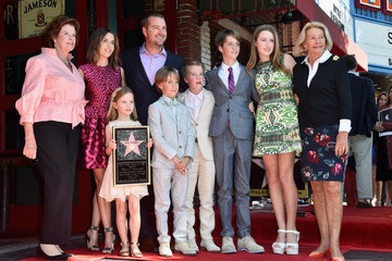 Chris O'Donnell Chris O'Donnell Honored on the Walk of Fame