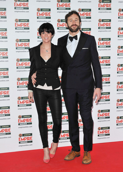 Chris O Dowd And Dawn Porter Photos Jameson Empire Awards