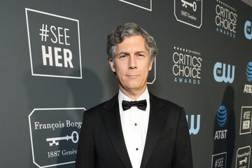 Chris Parnell The 24th Annual Critics' Choice Awards - Red Carpet