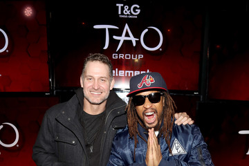 Chris Phillips TAO Group's Big Game Takeover Presented By Tongue & Groove