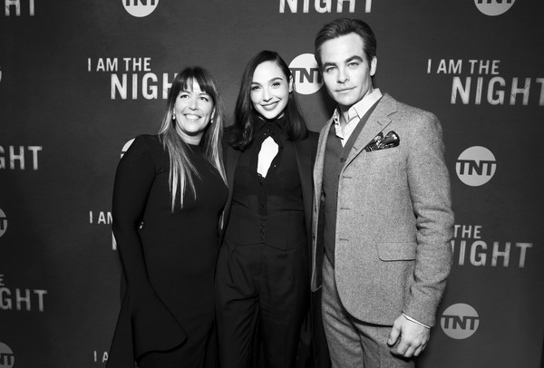 'I Am The Night' Los Angeles Premiere