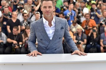 Chris Pine Best of Day 6 - The 69th Annual Cannes Film Festival