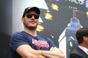 Chris Pratt Brickyard 400: Day 2