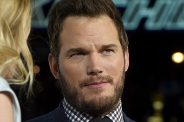 Chris Pratt Premiere of Universal Pictures' 'Jurassic World' - Red Carpet